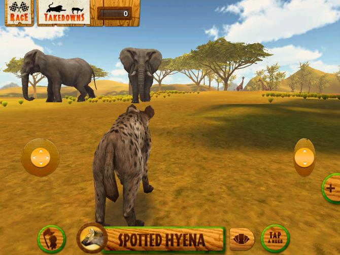 animal planet game