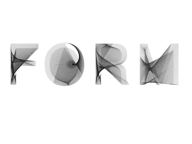 Form & Font - Claire Mitchell