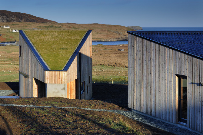 Turf House - Rural Design Architects - Isle of Skye and the ...