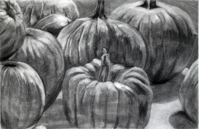 Image result for charcoal drawing still life