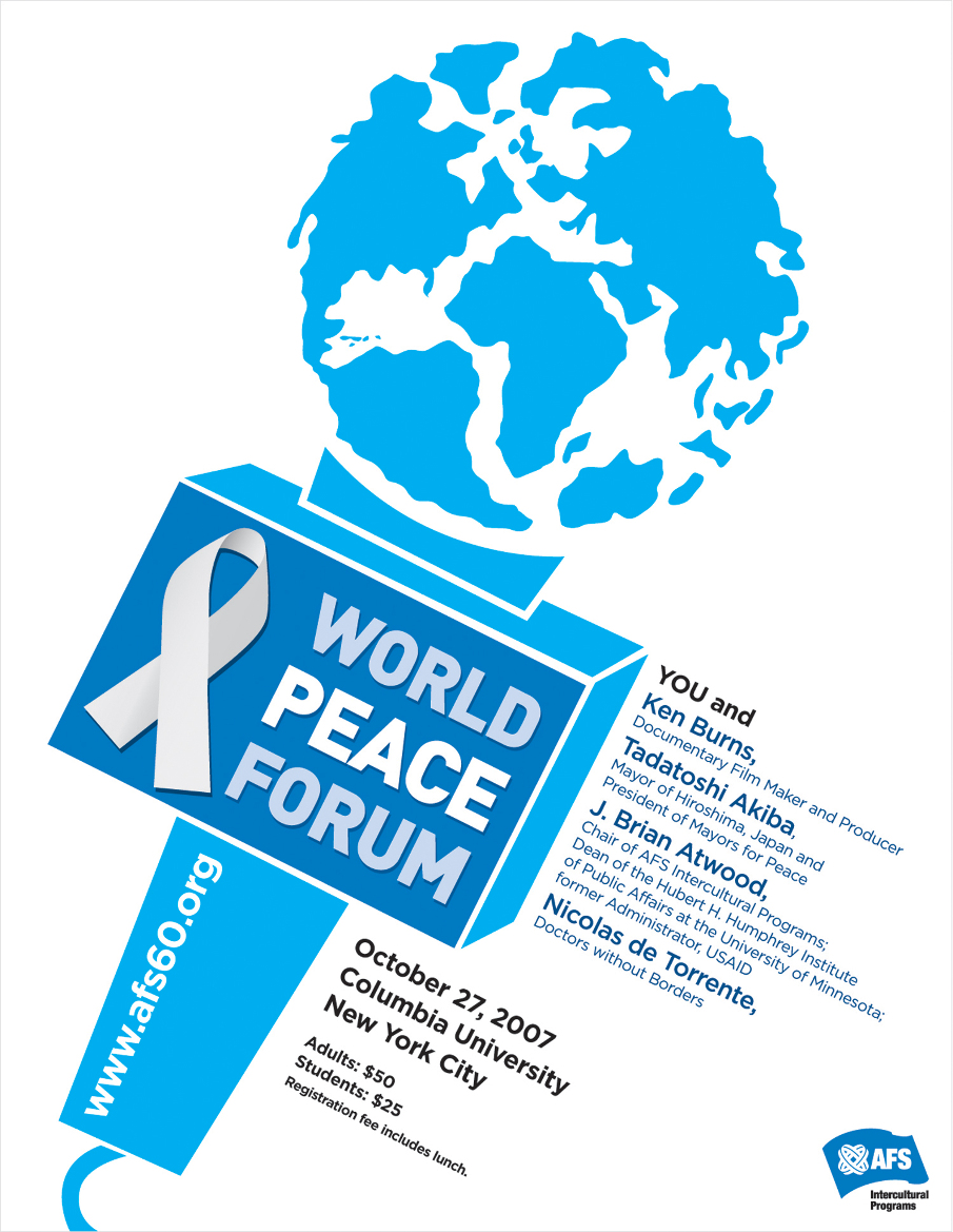 WORLD PEACE FORUM
